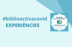 Enllaç a #biblioactivacovid